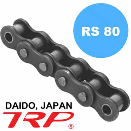 Roller-Chain-rantai--RS-80-TRP-Daido-Japan