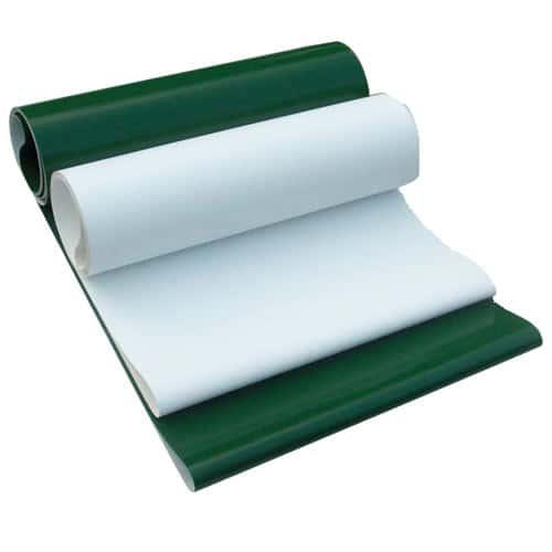 conveyor-PVC-PU-hijau-putih